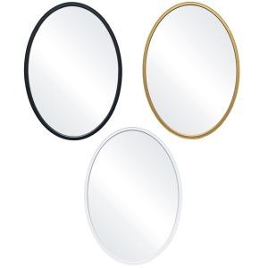 인테리어 벽거울 심플타원/화장대 욕실 화장실 거울