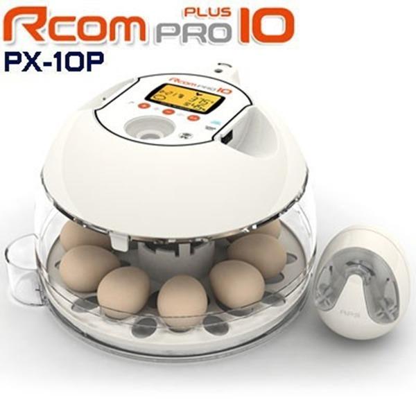 부화기 알콤프로10플러스 병아리 자동부화기 PX10P
