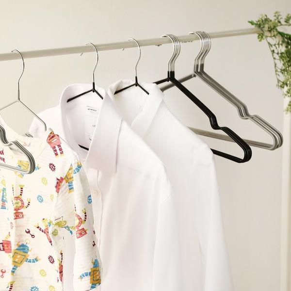 논슬립 성인 철제옷걸이 20p /상의옷걸이 옷장정리