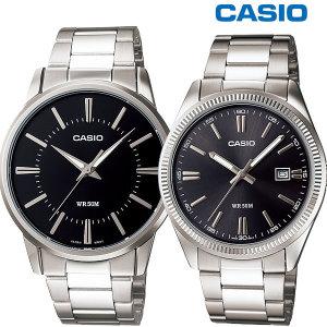 카시오정품 MTP-1302D-1A1 남성메탈 전자손목시계