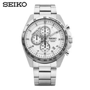 SEIKO  SSB317P1 / 크로노그래프 남성용 메탈시계 47mm