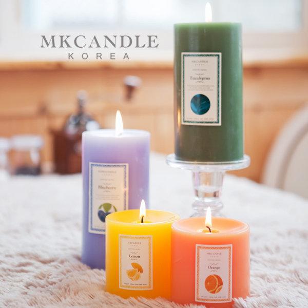 MK캔들-필라중(기능성)아로마 향초 필라 캔들