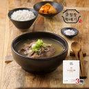 삼청동뚝배기 소머리국밥 600g x 3팩