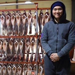 직접 생산한 잘말린 속초 깔끔코다리10미 43cm~48cm