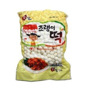 (무)해밀 조랭이떡1kgX10개 떡볶이 조랭이떡 식자재