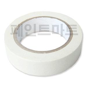 페인트 마스킹테이프 2.5cm 페인트테이프 종이테이프