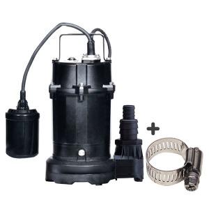 청수용 배수용 자동수중펌프 IP-317-F 1/3HP 한일펌프