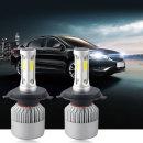 봉고3 LED 전조등 상하향 일체형 H4 LIGHT