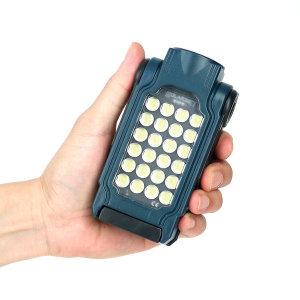 차량용 무선 충전식 LED 작업등 랜턴 후레쉬 SWL240RFU