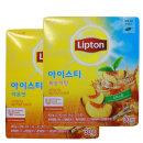 립톤 아이스티스틱30t레몬맛+30t복숭아맛