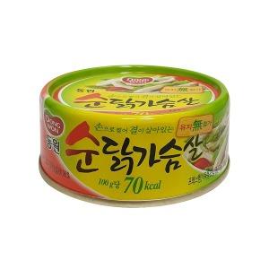 동원 순닭가슴살 135g (1캔) 4만원이상 무료배송