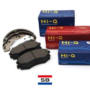 SM5 상신 하이큐 브레이크 뒷패드 라이닝 SP1107R