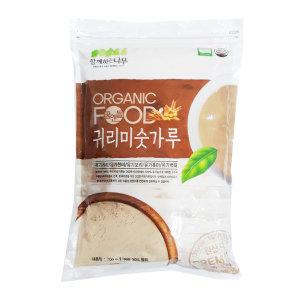 유기농 국내산 귀리로 만든 유기농 귀리미숫가루 700g
