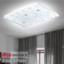 100%국산플리커프리 LED거실등 플라워 거실6등150W