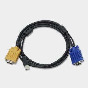 KVM 케이블 (2M)