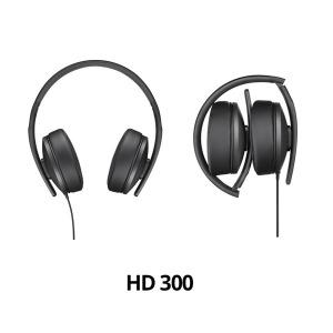 젠하이저 HD 300/HD300/접이식/보증서/휴일외당일발