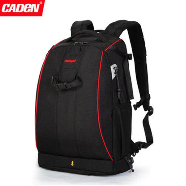 CADEN K6 K7 DSLR 카메라 가방 배낭 소니 캐논 니콘