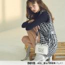 (비비와이비)(차오루정채연 착용) BBYB MARCE Mini Bag (Titanium White) (09H3210B3H)
