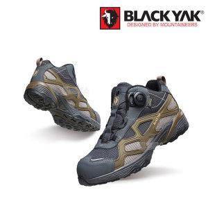 블랙야크 YAK-603 6인치 다이얼 안전화 작업화