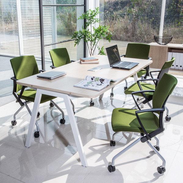 와이비 학생/사무용 1800 회의테이블(멀티탭포함) 포토상품평작성시 이디야모바일쿠폰 100%증정