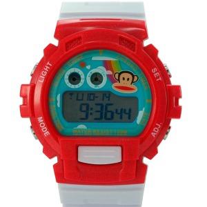 폴프랭크125 카렌다 전자 아동 어린이 손목시계 방수