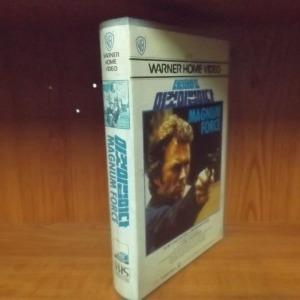 중고비디오테이프 / 더티하리2-이것이법이다 / 클린트 이스트우드 / VHS