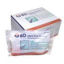 BD 벡톤디킨슨 인슐린주사기 1mL 31G 8mm 100개