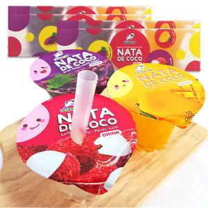 4팩(12입) 나타드코코 열대과일맛
