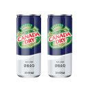 (본사직영) 캐나다드라이 클럽소다 250ml 30캔