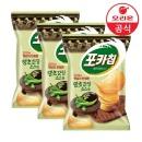 오리온 포카칩 땡초간장소스 66gx3개