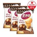 오리온 포카칩 표고버섯맛 66gx3개