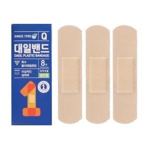 대일밴드 큐 일반형(8매)/반창고