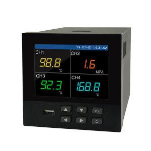 SUPMEA 디지털 온도기록계 R9600 6채널 USB 백업
