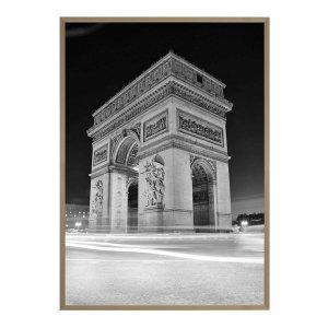 알루미늄액자제작 메탈 대형 포스터 사진 A0 7mm 6색상
