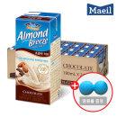 아몬드 브리즈 초콜릿 190ML 24팩+땅콩볼 증정