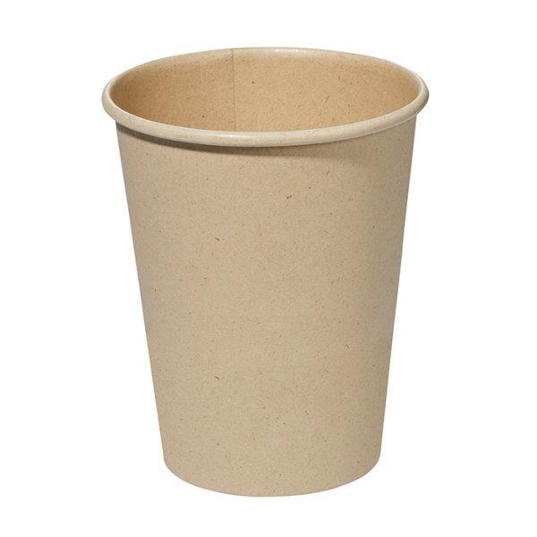 PLA 컵 사탕수수(500개/12oz/BOX)