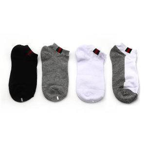 포인트 발목 양말 남녀공용 10켤레 세트
