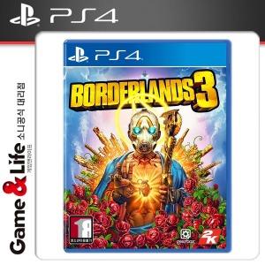 PS4 보더랜드3 한글판