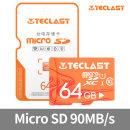 Micro SD 64GB 메모리카드 90MB/s Class10 IPX7 방수