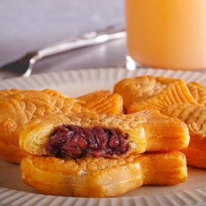 HACCP/옛날붕어빵1kg 20개/가마솥통팥의 영양간식