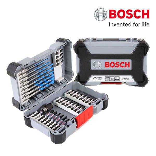 (현대Hmall)보쉬 35pcs 멀티컨스트럭션 임팩드라이버 세트