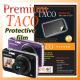 TACO 삼성 VLUU PL120 / PL121 전용 LCD 액정보호필름/액정보호커버/필터