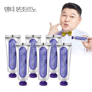 덴티본조르노 잇몸치약 (100g 6개)/치약추천/칫솔추천