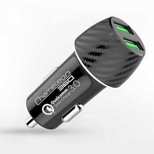 카멜레온360 퀄컴 3.0 차량용 충전기