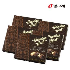 하와이안호스트 다크 초콜릿 99g 5개