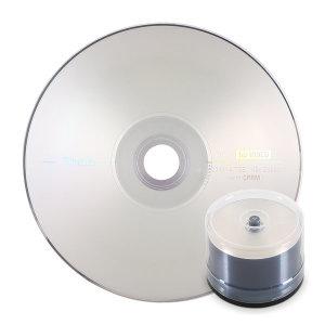 16배속 4.7GB DVD-R 50장 케이크 공CD/공DVD