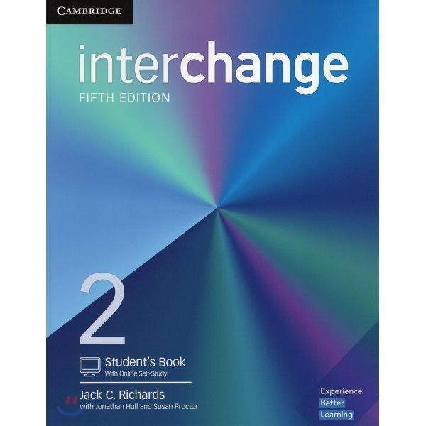 5판  Interchange Level 2 : Student s Book with Online Self-Study 5 E  Jack C  Richards  Jonathan...