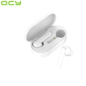 QCY T3 화이트 블루투스5.0 무선 이어폰(바로 출발)