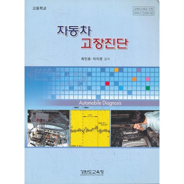 강원도교육청  자동차 고장진단 (고등학교)