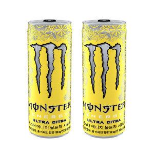 (본사직영) 몬스터 에너지 시트라 355ml 24캔